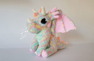 Orbit the Dragon expansion pack | Crochet Pattern by Projectarian