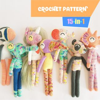 CritterDollies &CritterRattles | by Projectarian
