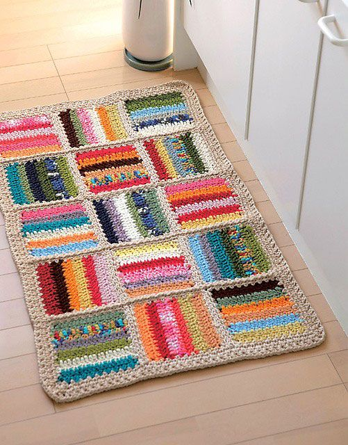Colorful Mat by Pierrot