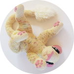 Atlas The Lion Cub | Pattern by Projectarian