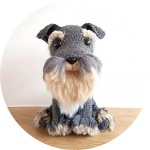 Winchesterton the Third | Free amigurumi pattern by Projectarian