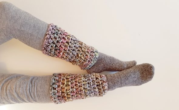 Two-hour project: Legwarmers for beginners | by Projectarian