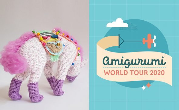 Amigurumi World Tour