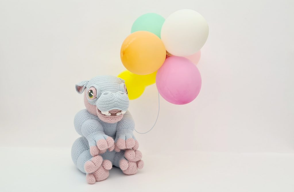 Helium the Hippo | by Projectarian